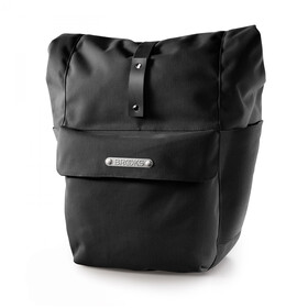 Brooks Suffolk Rear Travel Panniers black